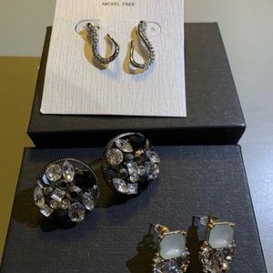 Treat Yourself Earrings Bundle NWOT